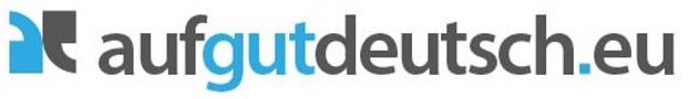 Auf gut deutsch Logo